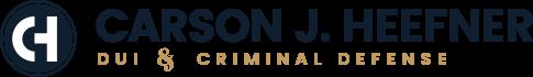 Carson Heefner Logo